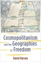 Cover image for Cosmopolitanism and the geographies of freedom