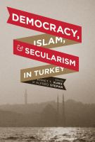 Cover image for Democracy, Islam, and secularism in Turkey