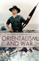 Cover image for Orientalism and war