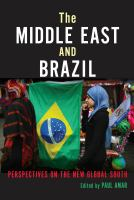 Cover image for The Middle East and Brazil Perspectives on the New Global South