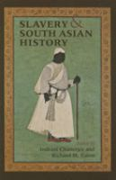 Cover image for Slavery & South Asian history