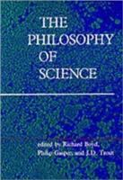 Cover image for The Philosophy of science