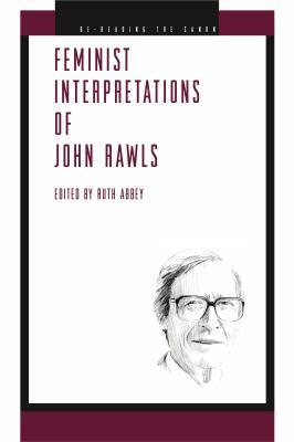 Cover image for Feminist interpretations of John Rawls