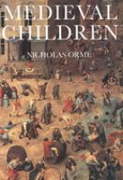 Cover image for Medieval children
