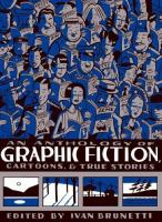 Cover image for An anthology of graphic fiction, cartoons, & true stories