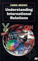 Cover image for Understanding international relations