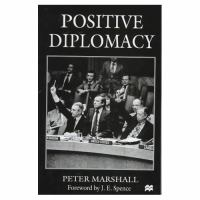 Cover image for Positive diplomacy
