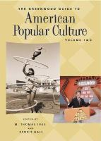 Cover image for The Greenwood guide to American popular culture