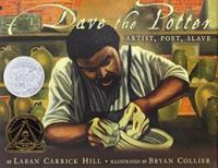 Cover image for Dave the potter : artist, poet, slave
