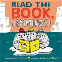 Cover image for Read the book, lemmings!