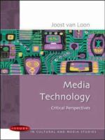 Cover image for Media technology : critical perspectives