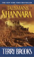 Cover image for The talismans of Shannara