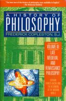 Cover image for A history of philosophy.