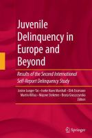 Cover image for Juvenile Delinquency in Europe and Beyond Results of the Second International Self-Report Delinquency Study