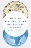 Cover image for Writing history in the global era