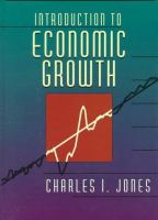 Cover image for Introduction to economic growth