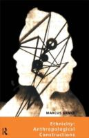 Cover image for Ethnicity : anthropological constructions
