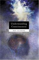 Cover image for Understanding consciousness