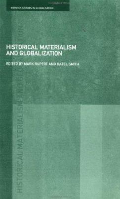 Cover image for Historical materialism and globalization