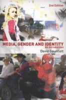 Cover image for Media, gender and identity : an introduction