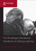 Cover image for The Routledge international handbook of lifelong learning