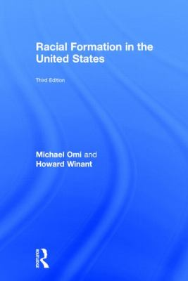 Cover image for Racial formation in the United States