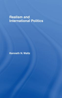 Cover image for Realism and international politics