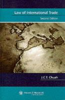 Cover image for Law of international trade