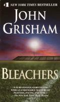 Cover image for Bleachers.
