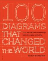 Cover image for 100 diagrams that changed the world : from the earliest cave paintings to the innovation of the iPod