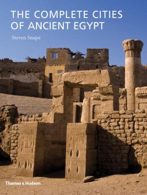 Cover image for The complete cities of ancient Egypt