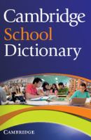 Cover image for Cambridge School Dictionary