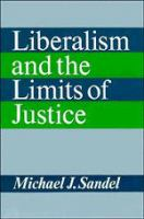 Cover image for Liberalism and the limits of justice