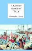 Cover image for A concise history of Italy