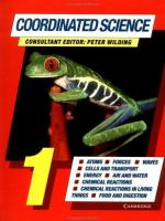 Cover image for Coordinated science
