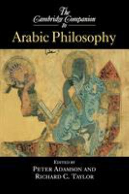 Cover image for The Cambridge companion to Arabic philosophy