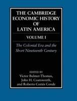 Cover image for The Cambridge economic history of Latin America