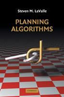 Cover image for Planning algorithms