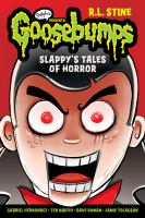 Cover image for Slappy's tales of horror