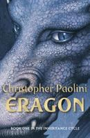 Cover image for Eragon : book one in the inheritance cycle
