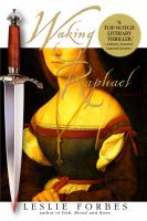Cover image for Waking Raphael.