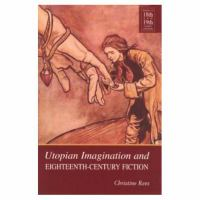 Cover image for Utopian imagination and eighteenth-century fiction