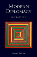 Cover image for Modern diplomacy