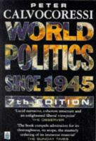 Cover image for World politics since 1945