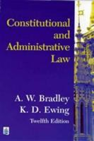 Cover image for Constitutional and administrative law