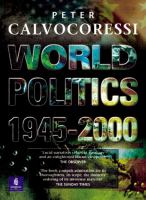 Cover image for World politics, 1945-2000