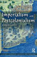 Cover image for Imperialism and postcolonialism