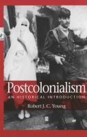 Cover image for Postcolonialism : an historical introduction