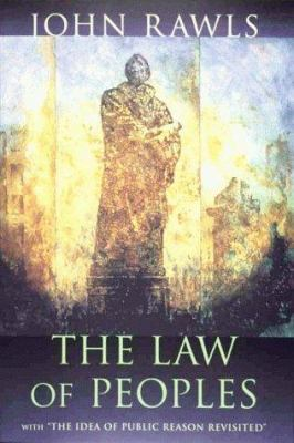 "Cover image for The law of peoples ; with ""The idea of public reason revisited"""