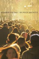 Cover image for Human dignity